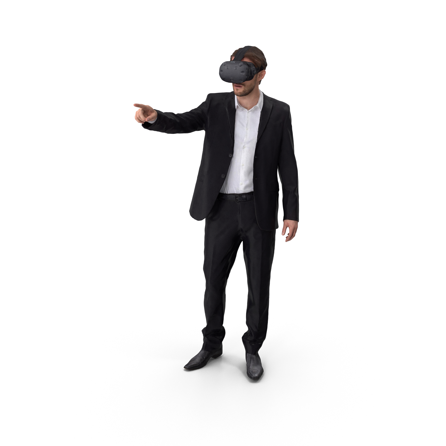 Man Posed With VR.H02.2k